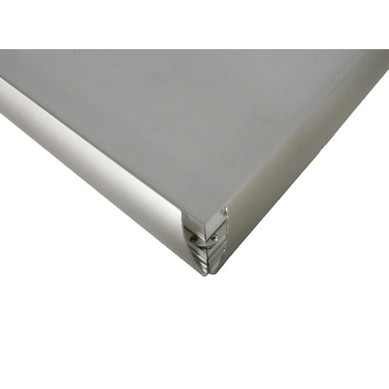 cadre en aluminium mural porte affiche clic clac a3. Black Bedroom Furniture Sets. Home Design Ideas