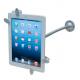 porte ipad ou porte tablette mural avec serrure a clé