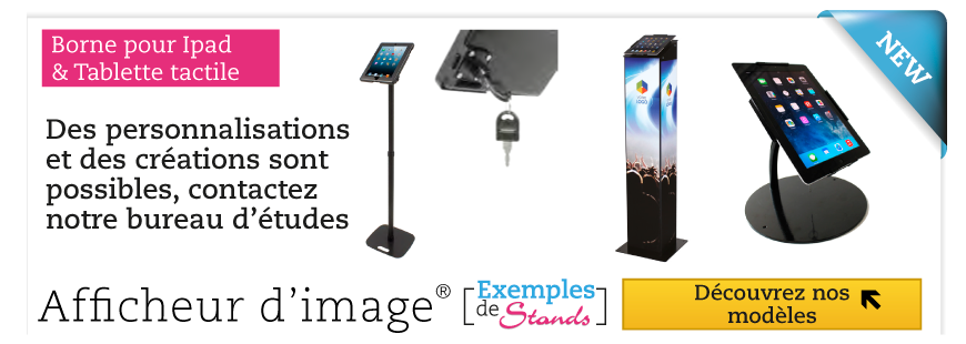 Porte tablette et Ipad